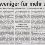 Bericht © Michael Prochnow, Offenbach-Post am 1. März 2018